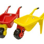 Тачка тележка садовая большая игрушечная Орион 686