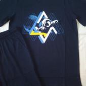 Комплекты Gazzaz для мужчин р, s, m  футболка, шорты