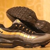 Nike 95 в золото