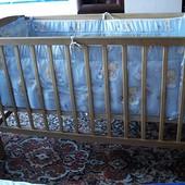 Детская кроватка,дитяче ліжечко