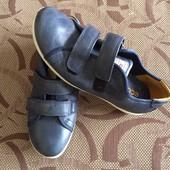 Кросівки туфли (кроссовки туфли) Ecco 39 р. стелька 26 см. шкіра