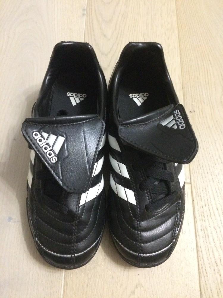 Бутси сороконожки (копочки, бутсы) adidas 31.5 р. стелька 19.5 см. оригінал фото №1