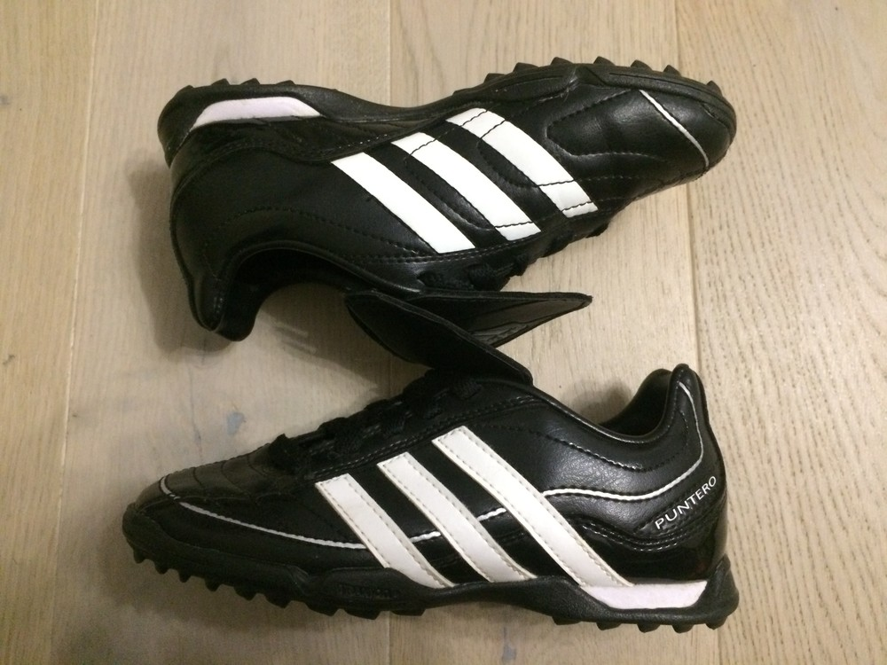 Бутси сороконожки (копочки, бутсы) adidas 31.5 р. стелька 19.5 см. оригінал фото №4