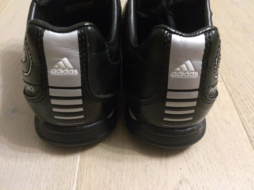 Бутси сороконожки (копочки, бутсы) adidas 31.5 р. стелька 19.5 см. оригінал фото №5