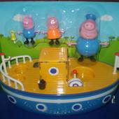 Корабль Свинки Пеппы