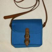 Маленькая синяя сумочка Zara girls