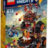 Lego Nexo Knights 70321 Осадная машина генерала Магмара. В наличии