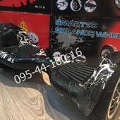 Гироскутер гироборд Большой Smart Balance Wheel 10 с Bluetooth молния
