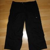 Nike Фирменные легкие капри Nike для занятий фитнесом, размер 12. Доставка 0 грн.