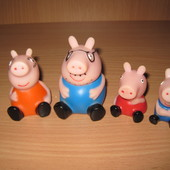 Свинка Пепа Pepa семья.