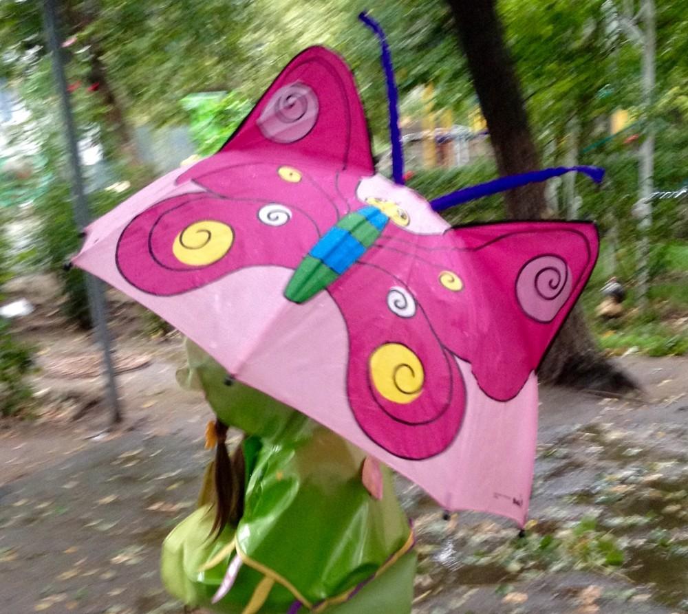 Зонт фирменный фото №1