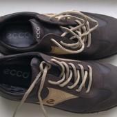 """Ботинки для гольфа """"Ecco"""" Hydromax. Из кожи, 41 размер/ стелька 27 см. Доставка 0 грн."""