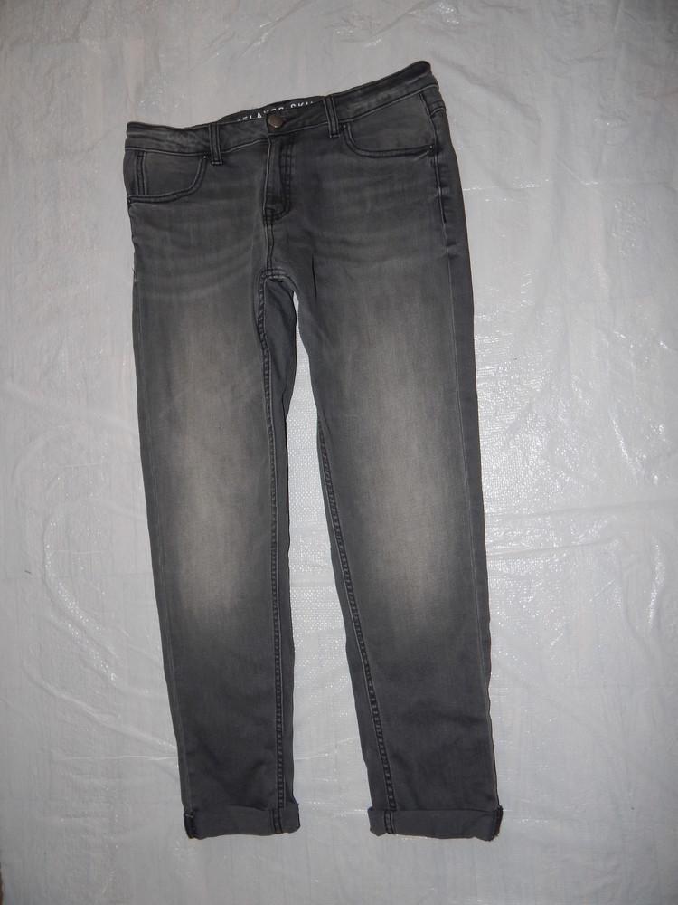 xxL-xxxL, поб 54-56 укороченные джинсы скинни Marks&Spencer фото №1