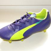 Футбольные бутсы Puma Evospeed 5 р. 34,5 (22 см)
