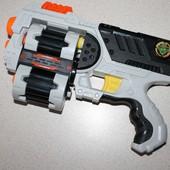 пистолет бластер Zuru Xcess INC
