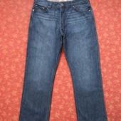 Мужские джинсы Sand Stone размер 32 (М), б/у. 100% хлопок. Хорошее состояние, без пятен и дыр. Длина