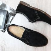 Туфли из натур. замши, р. 41-45, код ks-2260