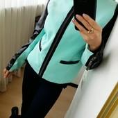 Стильная кашемировая женская куртка