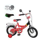 Велосипед Profi детский 12д. P 1246A красный, каретка