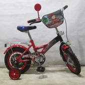 Детский велосипед Пожежник 12 T-21224 red + black