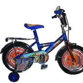 Детский двухколесный велосипед Mustang Tomas (14-дюймов)