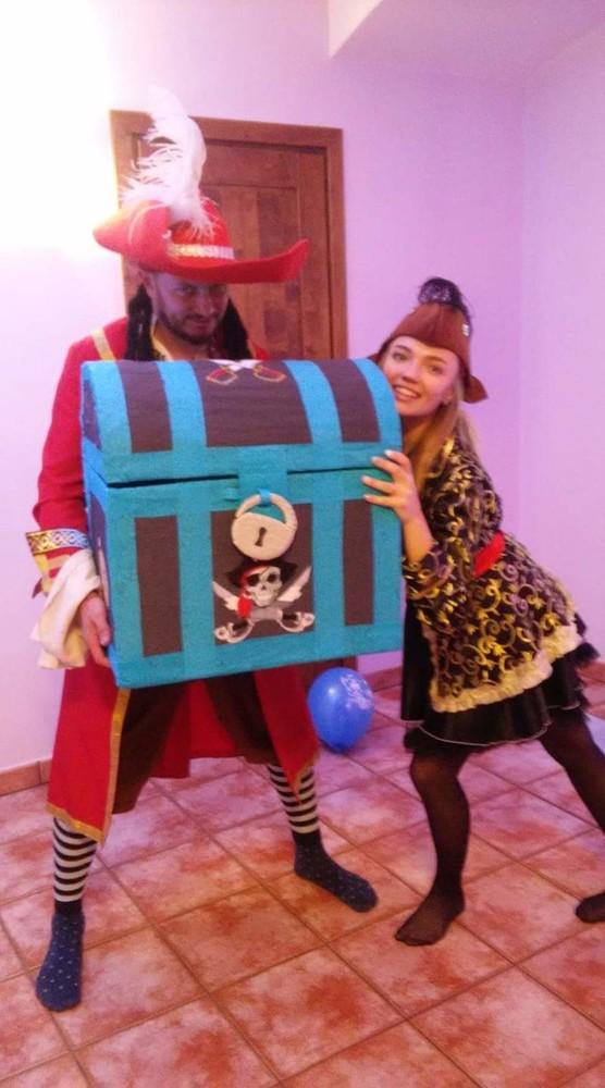 Аниматоры. праздник в пиратском стиле. детский праздник фото №1