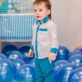 Красивые костюмы для мальчишек, индивидуальный пошив