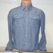 Мужская рубашка с длинным рукавом G - Star Raw на кнопках