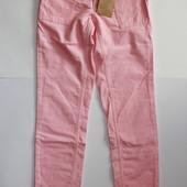 Вельветовые штаны брюки для девочек, Lands´ End