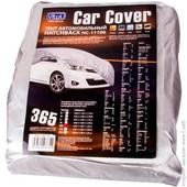 Тент автомобильный Vitol hc11106 3xl серый-стальной (в мешке)