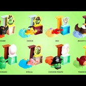 Набір пускалка Angry Birds