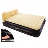Велюровая кровать Bestway 67483 встроенный насос