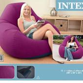 Велюр-кресло Intex 68584