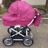 Универсальная прогулочная коляска Tilly Family