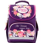 Рюкзак школьный каркасный Kite Flower dream K17-501S-1