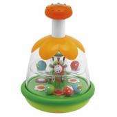 Chicco игрушка юла-радуга