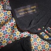стильный шарф для джентельмена шерсть+шёлк