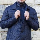 Куртка воротник стойка и отложной . Есть замеры в наличии
