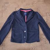 пиджак gapkids размер 8, рост 134 см