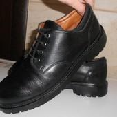 Туфли натуральная кожа р. 40 (26 см)