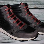 Ультрамодные ботинки, кеды Ecco CS14 Casual Bootie. 40 р-р, стелька 26 см