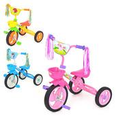 Велосипед трехколесный M 1657