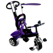 Велосипед трехколесный Tilly Combi Trike Bt-Ct-0013 purple
