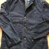Джинсовый пиджак лёгкий New Man р.46-48