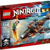 Lego Ninjago 70601 Небесная акула. В наличии