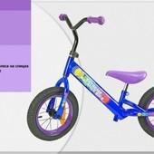 Детский Беговел велобег BB002 надувные колеса