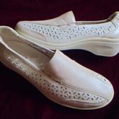 Ara Румуния кожаные новые туфли 36. 5