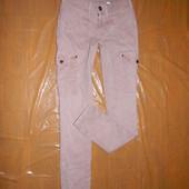 без недостатков! xs-s, поб 44-46, очень узкие! джинсы скинни Street One