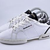 Кожаные кроссовки Reebok Clasic. Стелька 23, 5 см