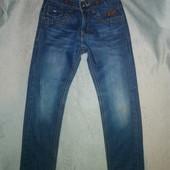 джинсы на мальчика 8-10 лет